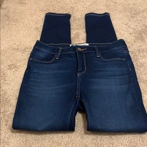 Girls skinny jeggings old navy